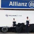A Look At Williams' FW35
