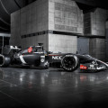The Sauber C33 In Pictures