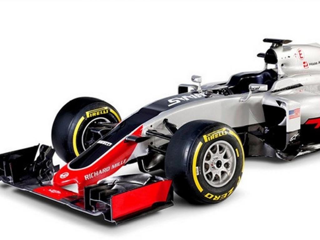 When Will Haas F Debut Their  Race Car