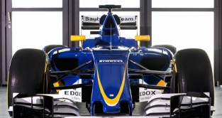 Introducing The Sauber C35