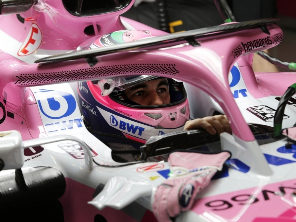 303017254c65 Force India sign Havaianas as their Halo sponsor